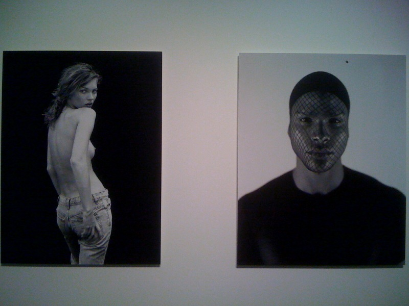 Untitled (Calvin Klein), 1994, Untitled (Vibe), 1995