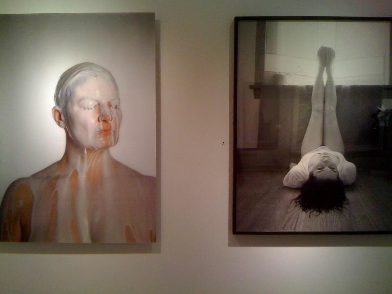 Heli Rekula, Overflow, 2004, Melanie Schiff, Annie, 2008