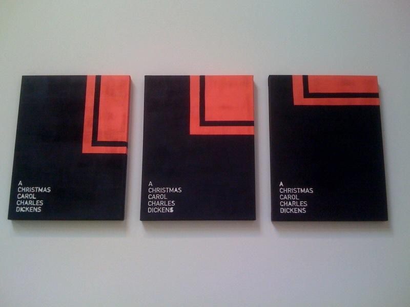 Heman Chong, A Christmas Carol (Present), (Past), (Future), 2010
