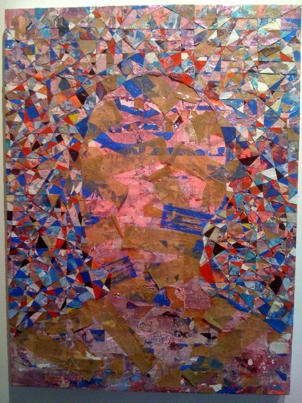 Joel Morrison, Blank Tape Head, 2010