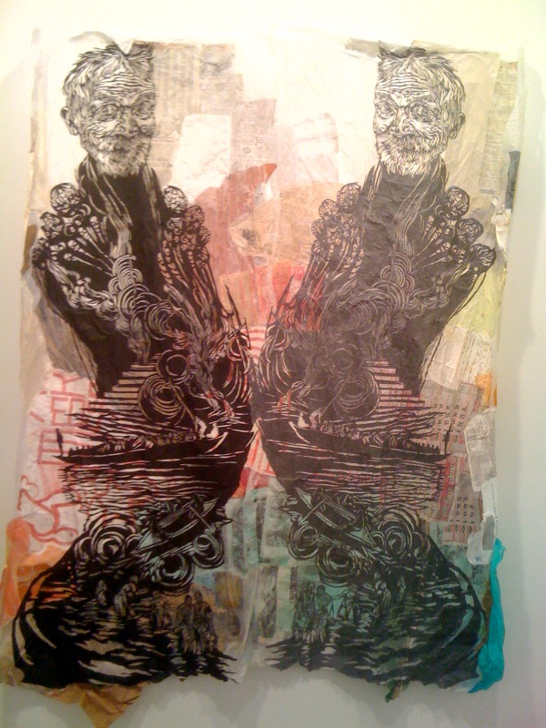 Swoon, Helicopter, 2010