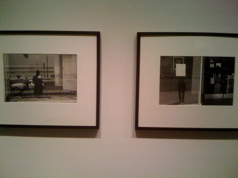 Lee Friedlander, New Orleans, 1968, Colorado, 1967