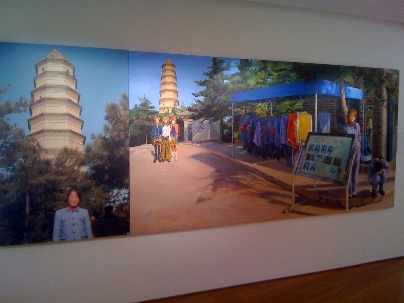 Yu Hong, She - Girls of Batao Mountain, 2007