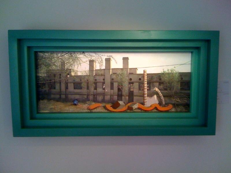 Li Dafang, Clip, 2009