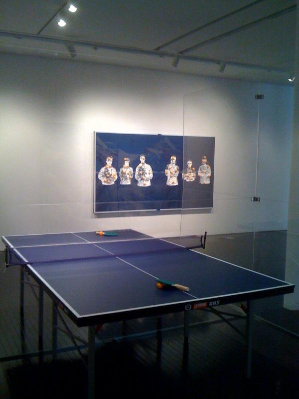 Li Qing, Training Rooms, 2008, Soft Trap, Honour, 2010