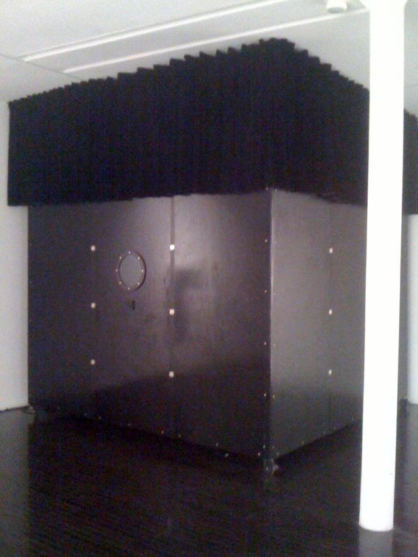 Gao Lei, A305, black box, 2010