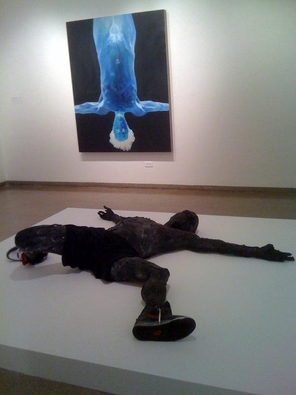 Libation, 2010, Poor Reflection, 2010