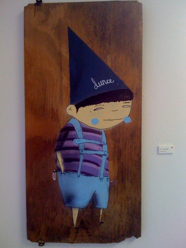 Kelly Towles, Dunce, 2010