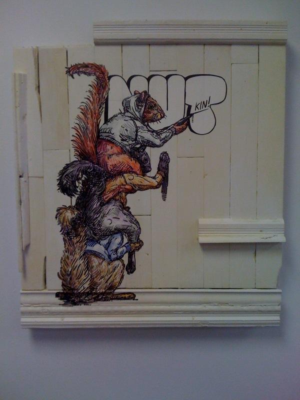 ELBOW-TOE, Bust A Nut, 2010