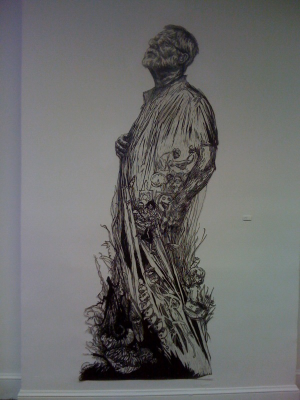Swoon, Milton, 2009