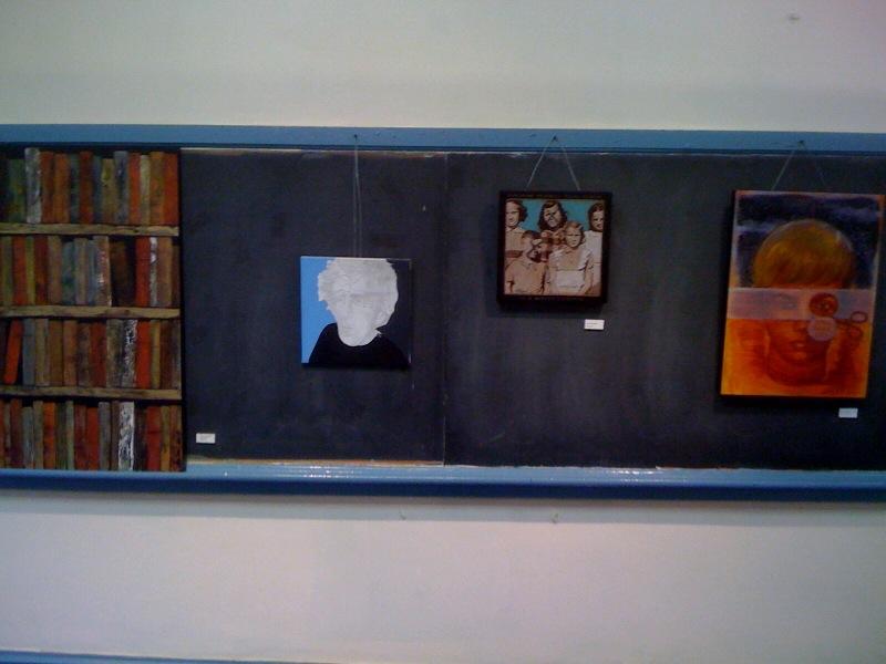 Laura Sue Peters, R-Read, 2010, Karen Wippich, Access, 2010, Jon Wippich, Open Their Eyes, 2010, 2