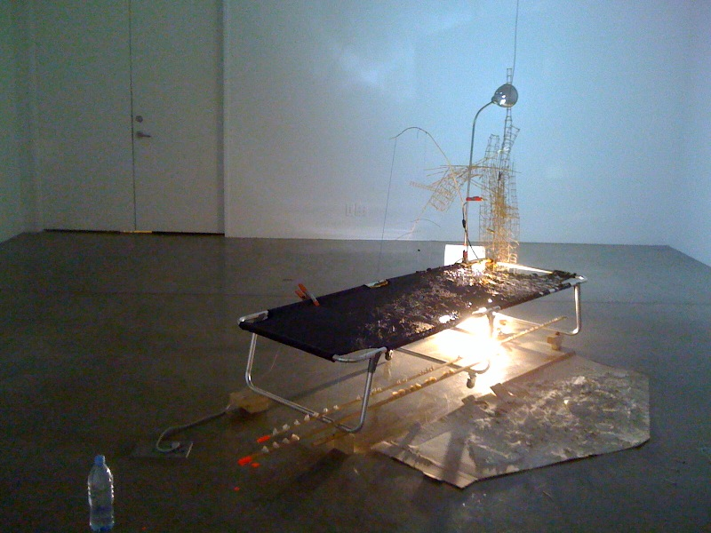 Never Enough (Projector), 2010