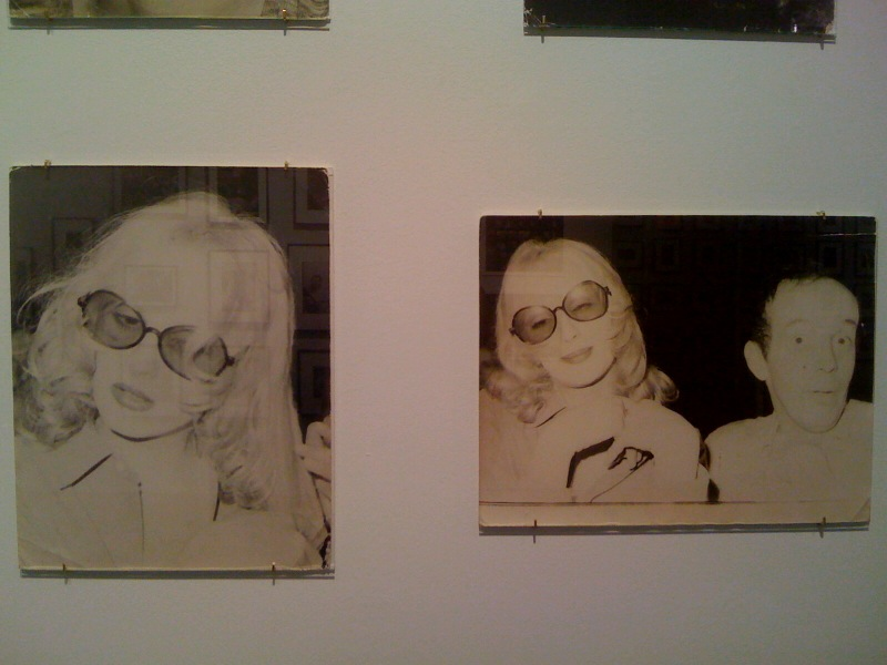 Anton Perich, Candy Darling at Max's Kansas City, ca. 1970, Candy Darling and Taylor Mead at Max's Kansas City, ca. 1970