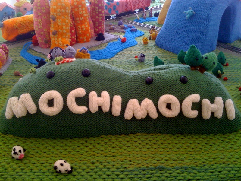 Mochimochi close-up