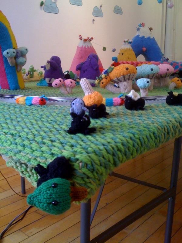 Ants, Baby Rainbow Slugs, Twee, Mushmallows