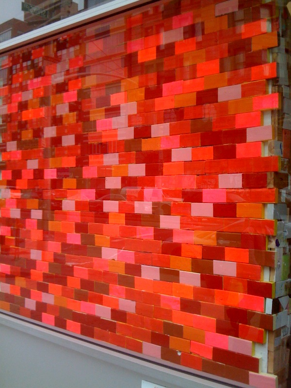 Red Bricks, 2008-10, 2
