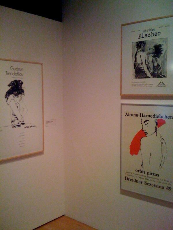 Gudrun Trandafilov, Prints & Drawings at orbis pictus, Galerie fur Zeitgenossische Kunst, Berlin, Nov30-Jan12, 1991, Steffen Fischer, Paintings, Prints, Galerie Treptow, Berlin, Dec 5-21, 1990, Angela Hamepi, Alruna-Harnediebchen, Sep7-Oct6, 1990