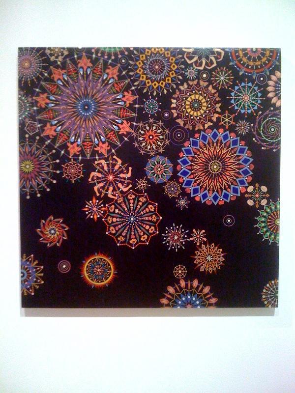 Millennium Phosphene Bloom, 2005