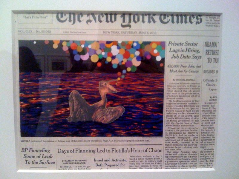 June 5, 2010, 2010, NYT gouache