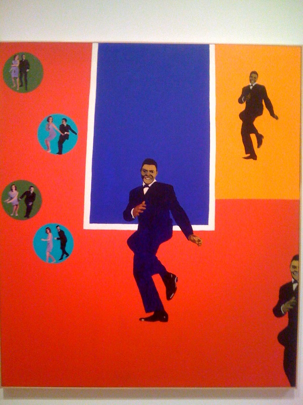 Rosalyn Drexler, Chubby Checker, 1964. jpg