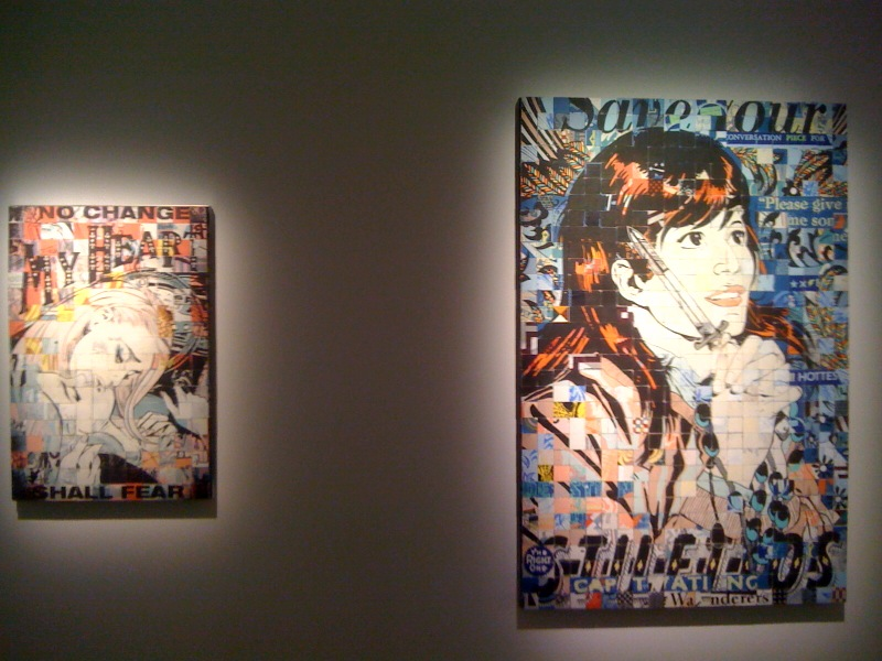No Change, 2010, Stilettos, 2010