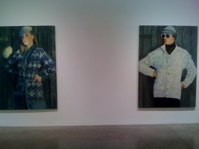 Jacket Oktawia, Cardigan Jedrek, 2010