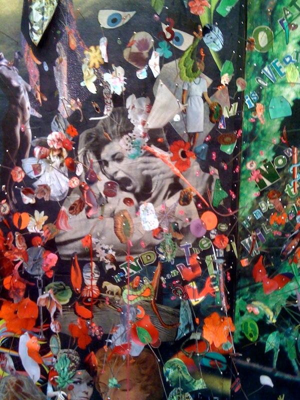 Agave, closeup 2, 2010