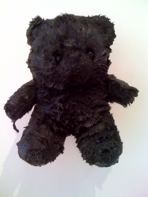 Black Teddy Ewok