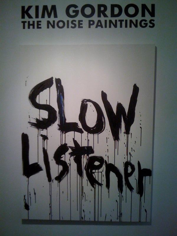 Slow Listener