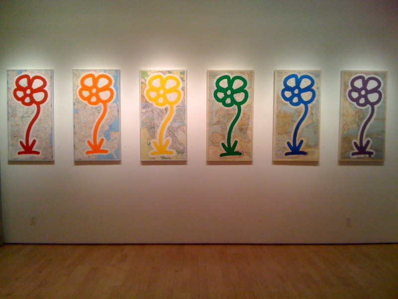 Michael De Feo, Flowers, 2009