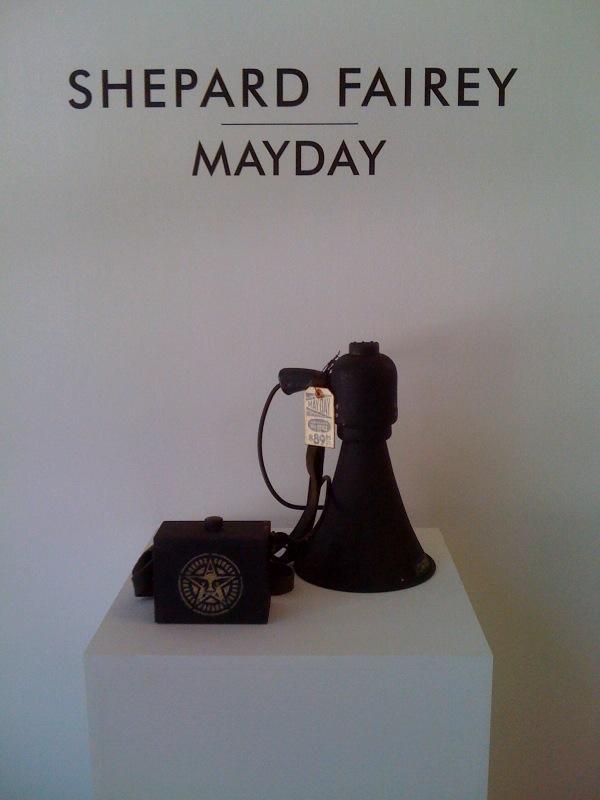 Shepard Fairey, Mayday