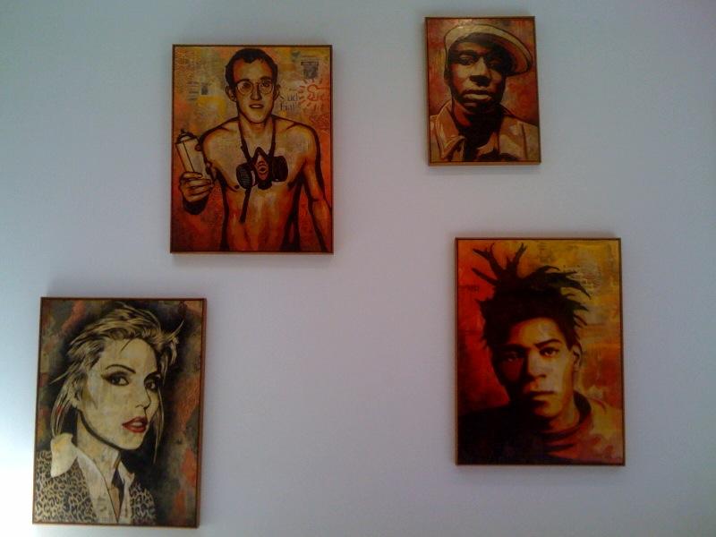 Harry, Haring, Mos Def, Basquiat