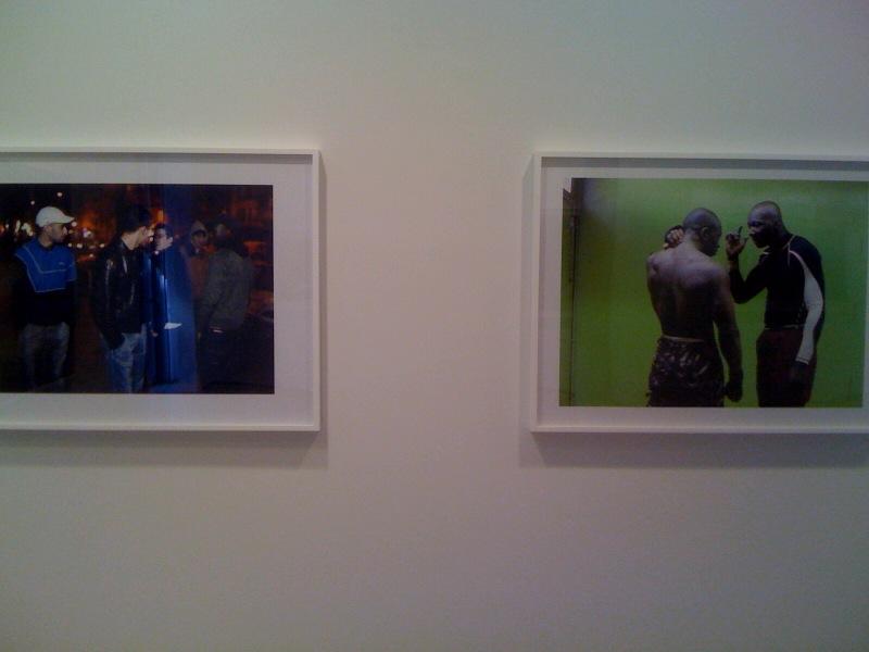 La rencontre, 2005, Le fendere, 2005