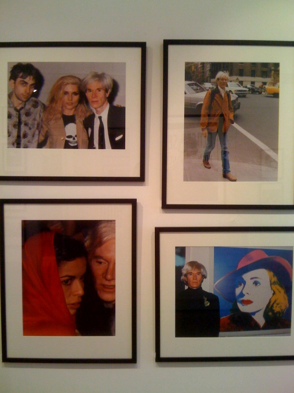 Warhol color x4