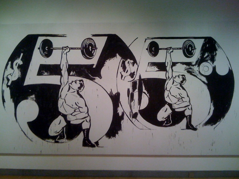 Double $5:Weightlifter, 1985-6