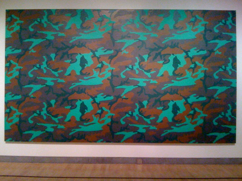 Camouflage, 1986