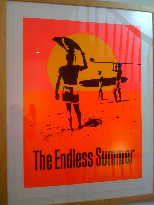 John Van Hamersveld, The Endless Summer, 2003