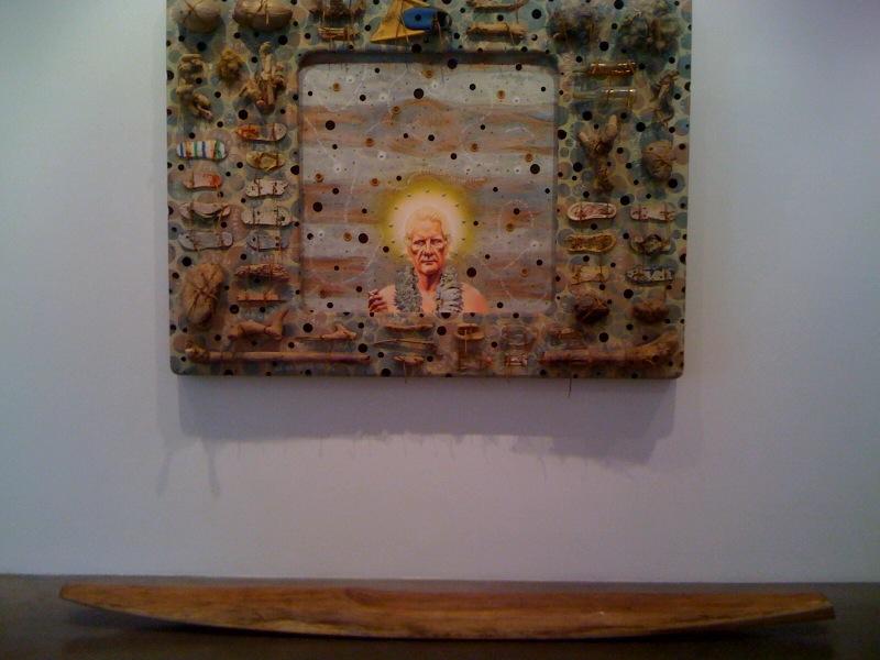 Ashley Bickerton, Jack Blaylock, 2001, Jimmy Ganzer, The Missing Link, nd