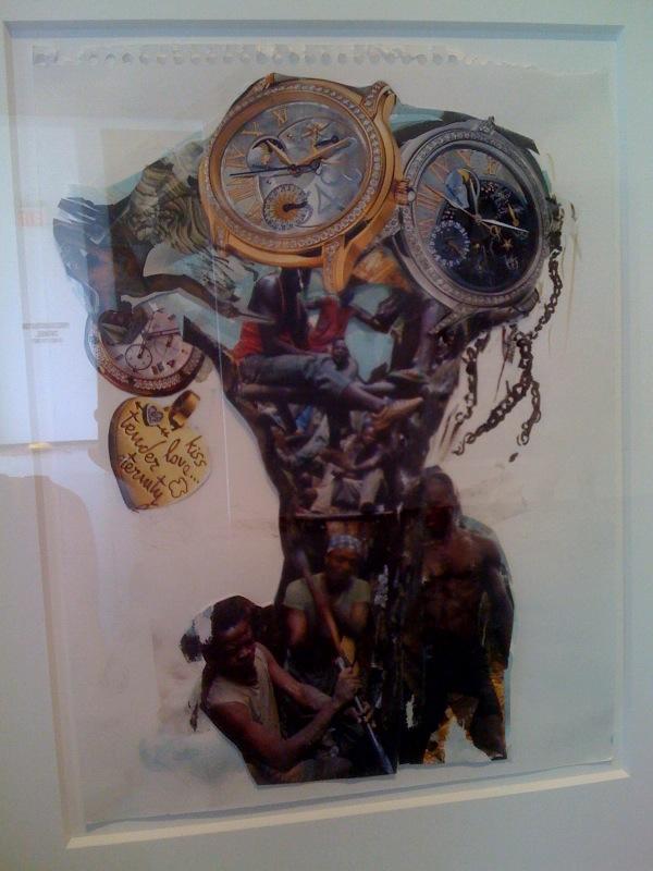 Rape of Africa Study, 2009