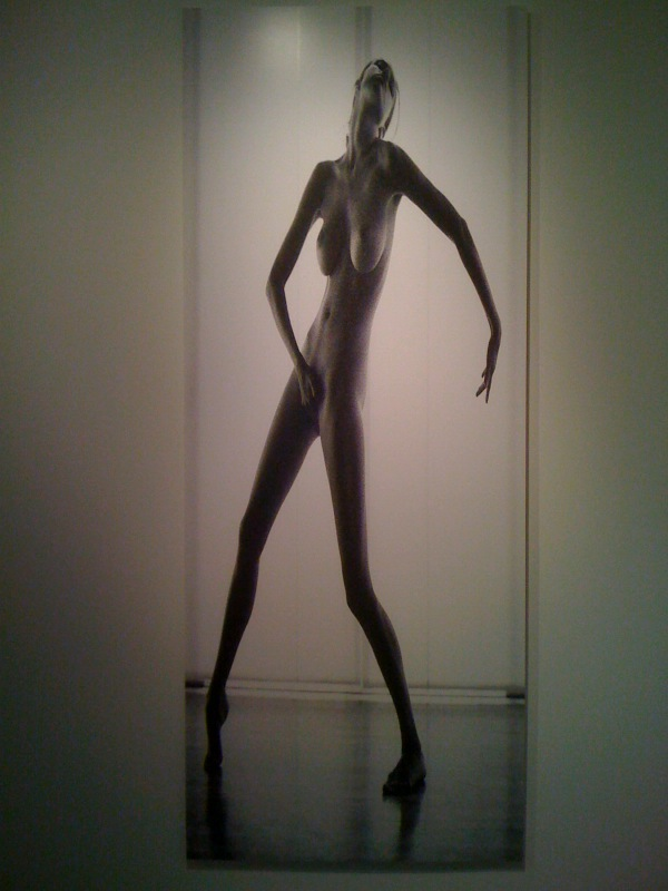Hommage to Alberto Giacometti, 1994