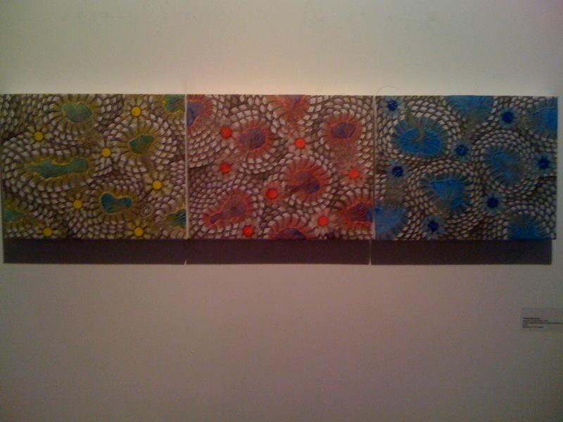 Tadashi Moriyama, Suns and Towers (CMY), 2010