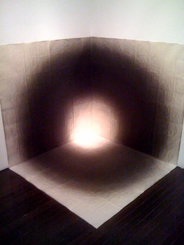 Seongmin Ahn, A Circle Is Not A Circle 3, 2006