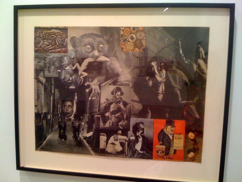 Jess, Untitled (with Joan Crawford Head), 1952-3jpg