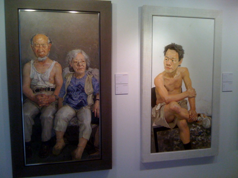 Xin Dongwang, Married for 50 Years, 2006, Thoughts on a Summer Day, 2006