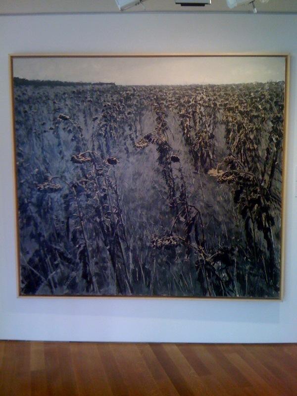 Xu Jiang, Twelve Views of a Sunflower Field II, 2005