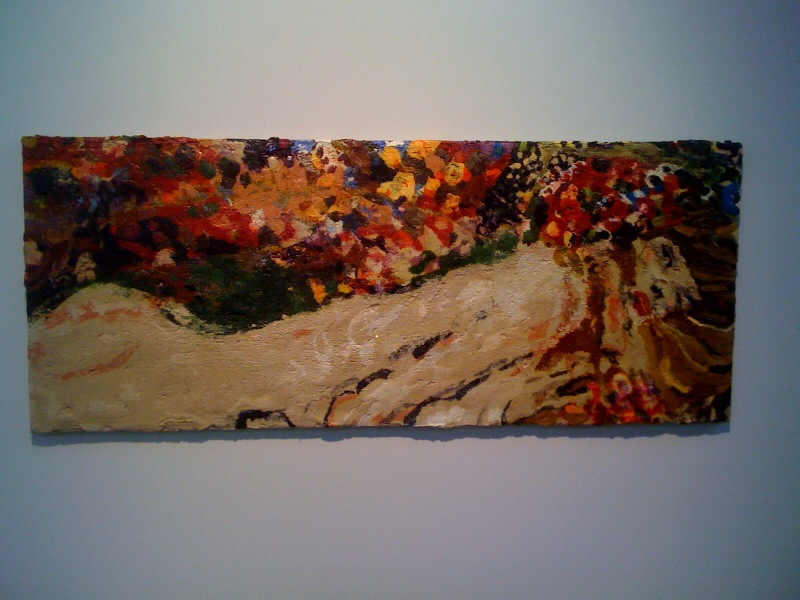 Pjatteryd Oil Painting_Klimt Reclining Nude, 2010