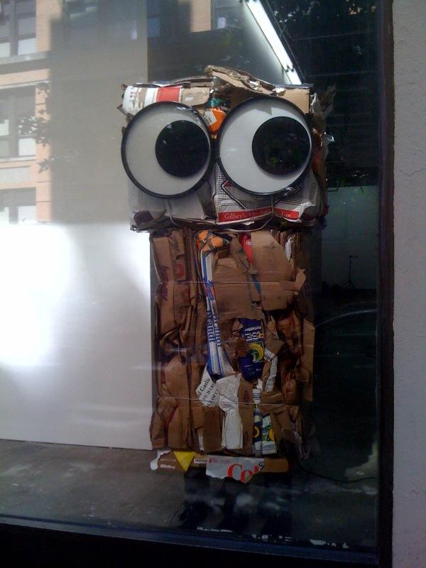 Cardboard Monster, 2010