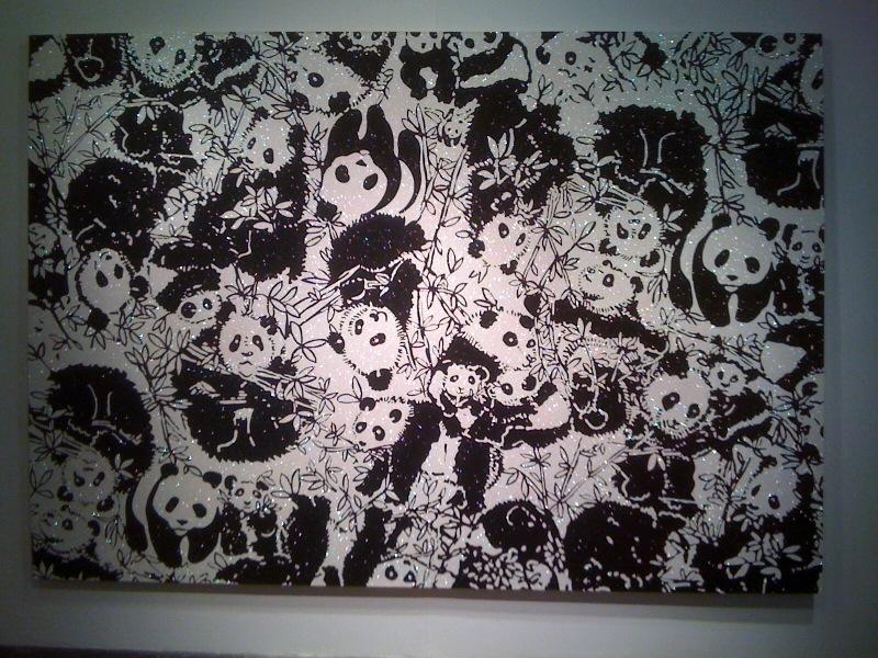 Panda Pattern_Lily Pulitzer Spring 2010, 2010