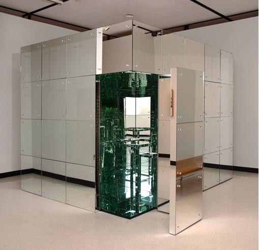 Lucas Samaras_Mirrored Room, 1966