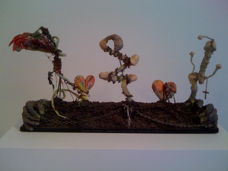 Human Bonsai--Freedom of Deformity-Deformity of Freedom, 1979